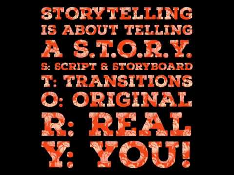 Storytelling Is A Powerful Medium