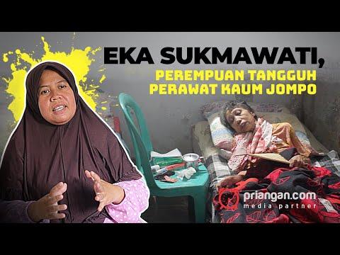 Eka Sukmawati, Perempuan Tangguh Perawat Kaum Jompo
