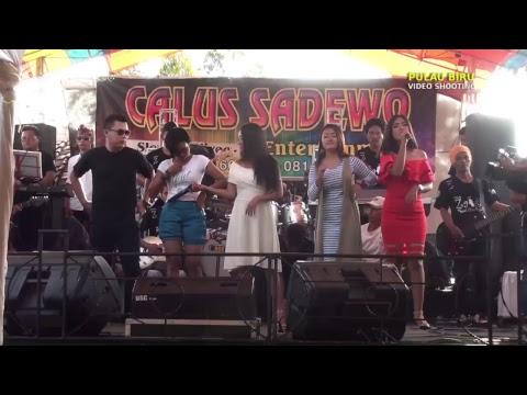 LIVE CALUS SADEWO || SLEMAN SLIYEG INDRAMAYU || SIANG 22 APRIL 2018