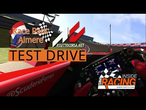 New Formula 1 Dutch Grand Prix Circuit Test Drive in Assetto Corsa *