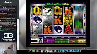 Casino Slots Live - 19/03/18