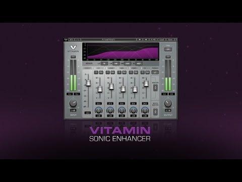Waves Vitamin Sonic Enhancer: Plugin Overview