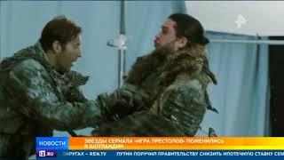 """В воскресенье РЕН ТВ покажет пятый сезон """"Игры престолов"""""""