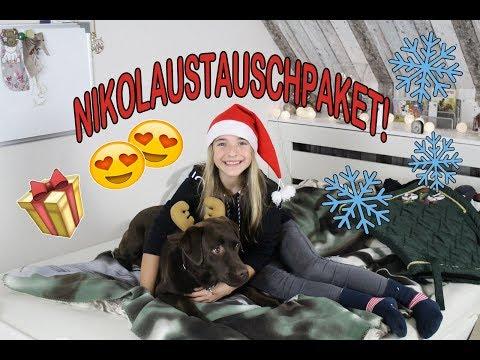 Nikolaustauschpaket mit Anitas Freundin Nici #seksiuniiicorn! ♥ | Marina und die Ponys