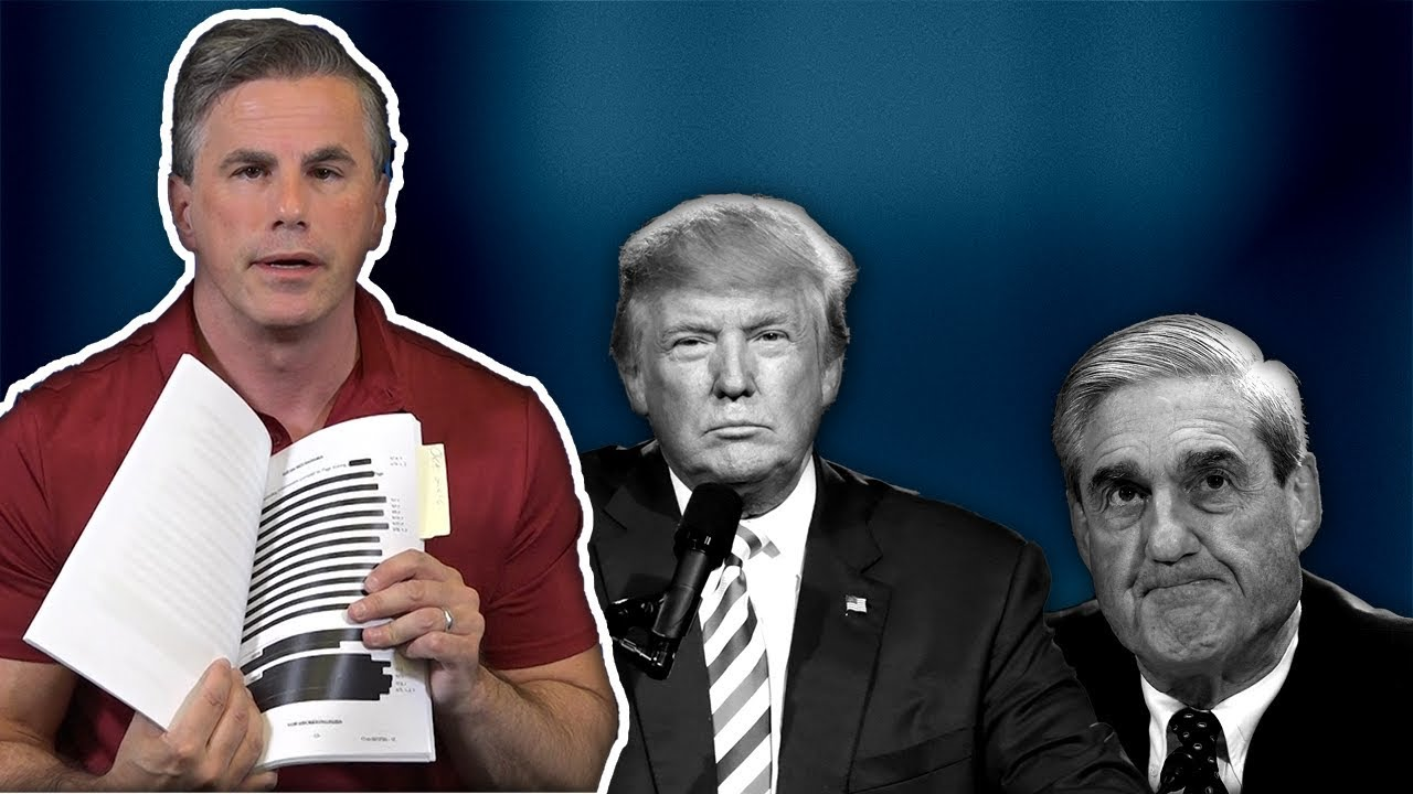 Tom Fitton: Why You CAN'T TRUST the Mueller Report!