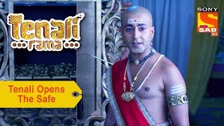 Your Favorite Character | Tenali Manages To Open The Safe | Tenali Rama