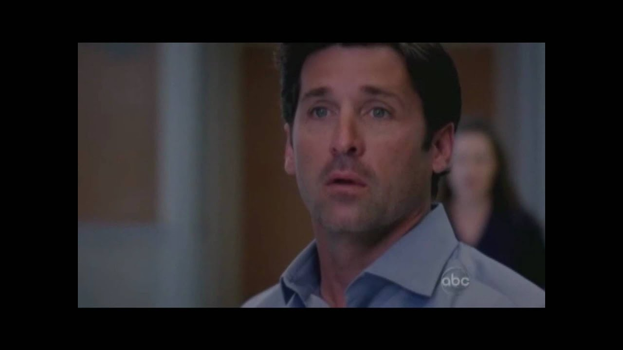 Grey\'s Anatomy S06E23 - Music Video - Chasing Cars - YouTube