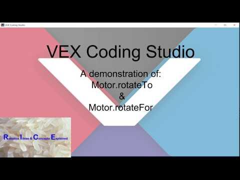 Programming - SimpleRobotics