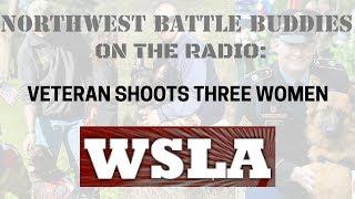 (3/11/18) Gunman, Victims ID'd in California Veterans Standoff    Shannon Walker Discusses LIVE