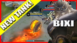 Trying ADVANCE SERVER With Bixi | MOBILE LEGENDS PH
