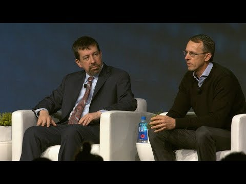 MFE 2018: Intelligent Finance: How CFOs Can Lead the Productivity Boom