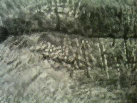 Chuck Close - quadro feito com suas digitais
