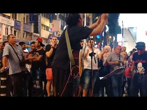 Sesak Dengan Penonton Dengar Lagu Arab...