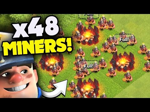 "Clash of Clans: ""NEW MINER UPDATE!"" AMAZING NEW TROOP FROM CLASH ROYALE"