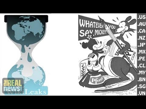 Wikileaks Exposes the TPP as a Capitulation to Corporate Interests