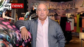 Sir Philip Green's Topshop empire Arcadia Group faces collapse within days