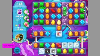 Candy Crush Soda Saga Level 625 Hard level