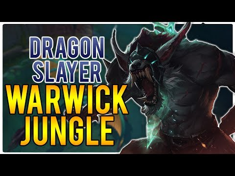 DRAGON SLAYER WARWICK - Climb to Masters | League of Legends ($1000RP Giveaway!)