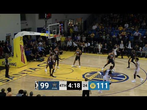 Damian Jones (18 points) Game Highlights vs. Salt Lake City Stars