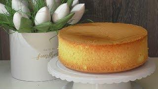 РЕЦЕПТ ИДЕАЛЬНОГО БИСКВИТА) все секреты приготовления. how to make a sponge cake.