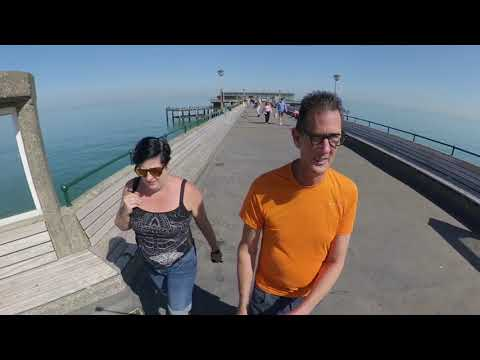 Walk Along Deal Pier.