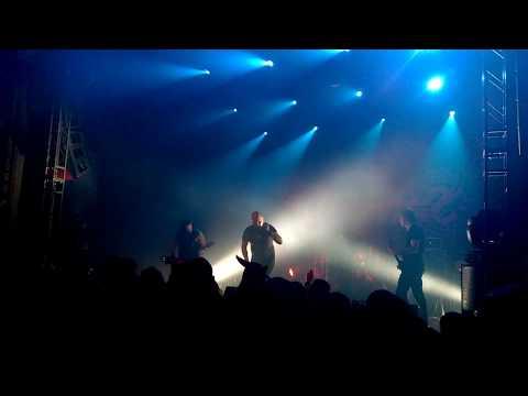 Saturnus - Thorns(live in St.Petersburg, 2017)