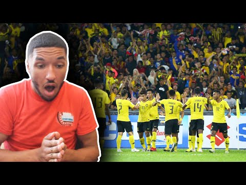 Why You Must RESPECT Malaysian Football || REACTION