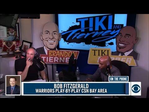 Bob Fitzgerald joins Tiki & Tierney