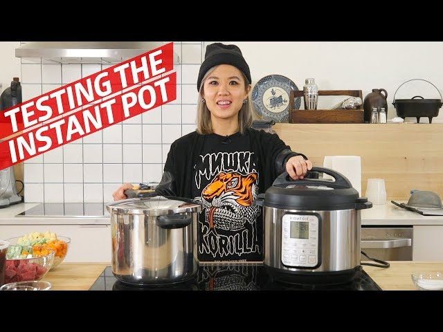 Instant Pot vs Pressure Cooker  [Comparisons] | The Difference Explained