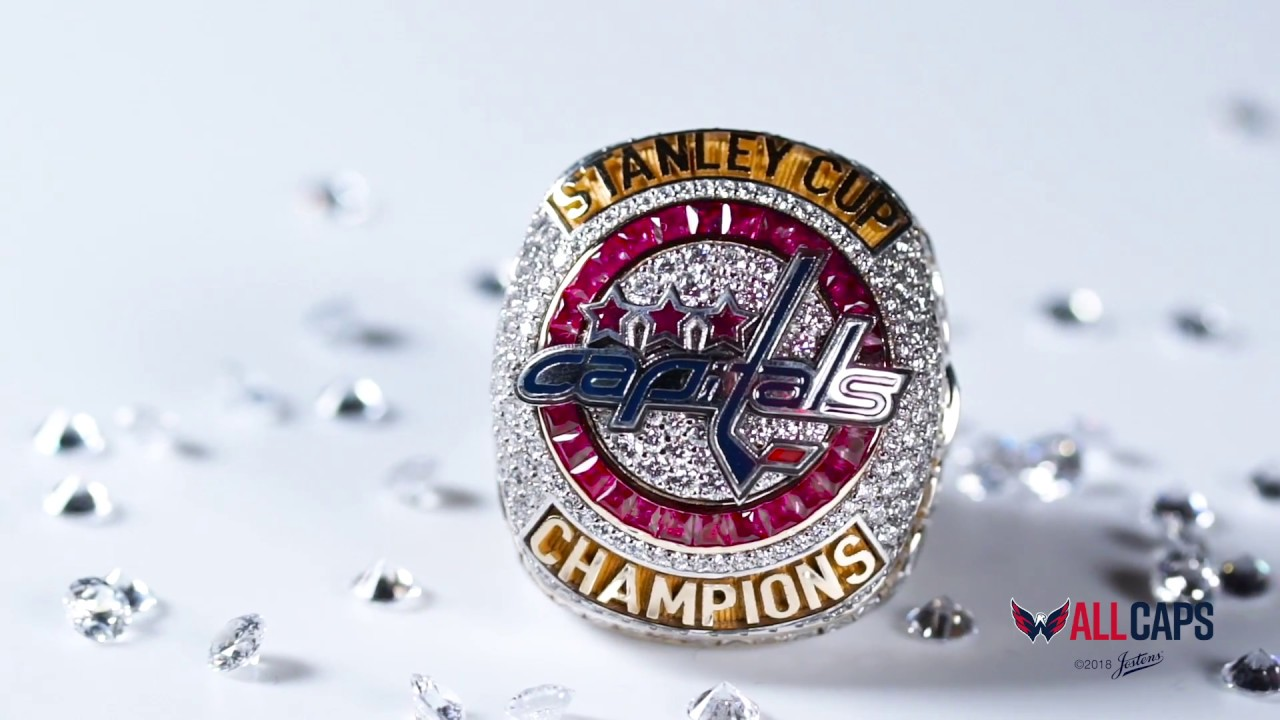 1a1c27237a1f3e The Washington Capitals revealed their Stanley Cup rings and they're  absolutely gorgeous - Article - Bardown