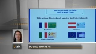 euronews U talk - Previdenza sociale, quali regole per brevi periodi di lavoro all'estero?