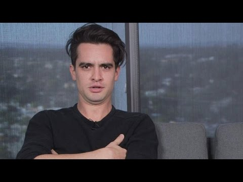 Watch Panic! at the Disco's Brendon Urie Put a Twist on the Band's Biggest Hits Mp3