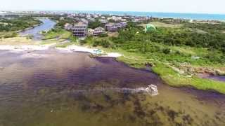 Ocean Rodeo 17 m Flite in Hatteras NC    Gerhard