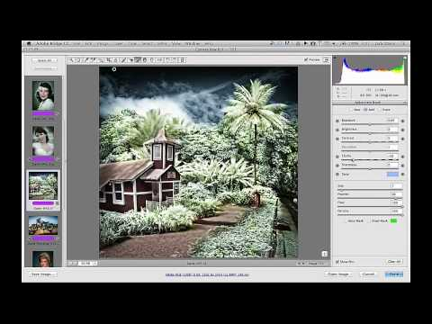 Adobe MAX: Expressive Painting in Photoshop