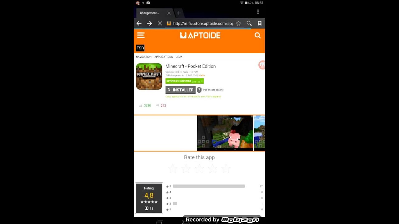 how to update minecraft pe in play store