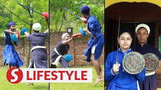 Preserving an ancient Sikh martial art - Gatka