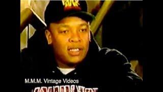 Dr. Dre disses Eazy E!