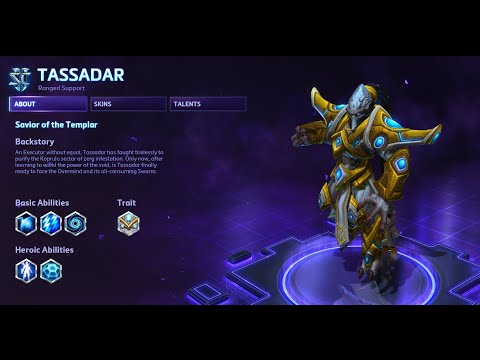 Heroes of the Storm - Tassadar Guide