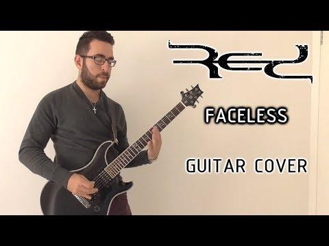 RED - Faceless (Guitar Cover)