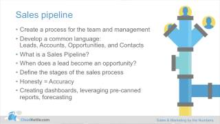 How to Manage Sales Pipeline with CRM