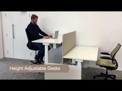 Ordinaire McCreery Office Furniture Showroom   YouTube