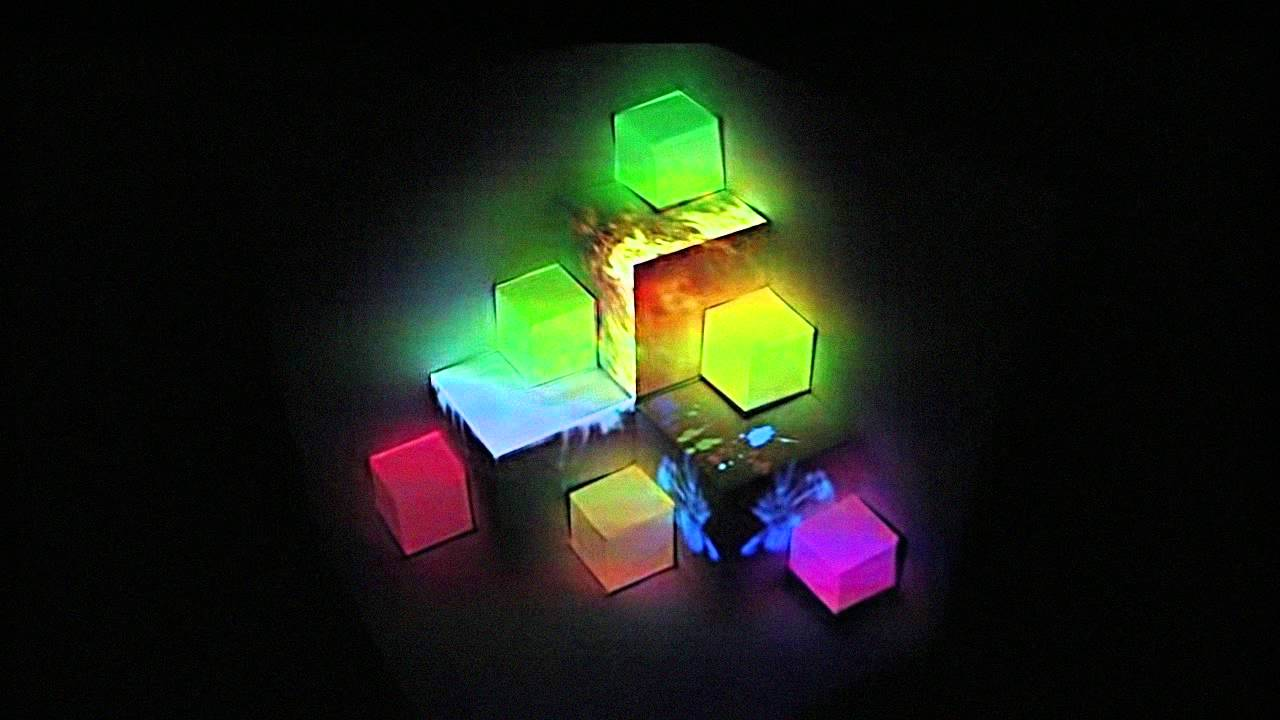 """3d projection Augment your space, with video mapping façadesignage is the easiest projection mapping and media server software on the market use a pc and one (or more) projectors to """"dress"""" any physical object or architectural structure with digital media."""