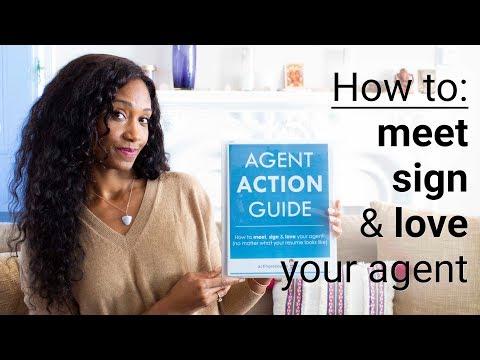 How To Meet, Sign & Love Your Talent Agent! | Acting Resource Guru