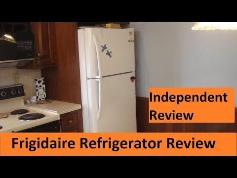 Frigidaire Refrigerator Review FFTR1821TW or FFHT1821TW