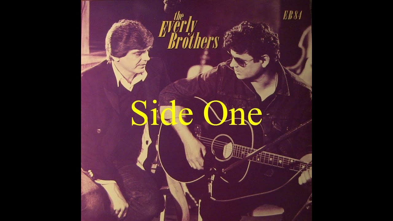 Quot 1984 Quot Quot Eb 84 Quot The Everly Brothers Side 1 Mint Vinyl L