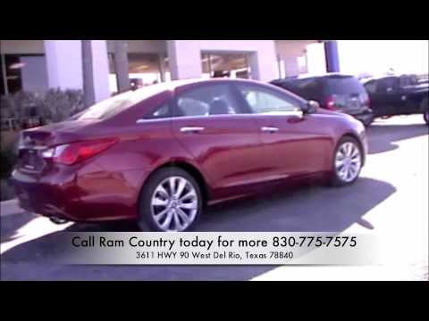 Ram Country Del Rio >> 2011 Sonata Se From Ram Country Del Rio Texas