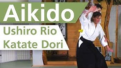 Aikido: Ushiro Rio Katate Dori (Bewegungssinn)