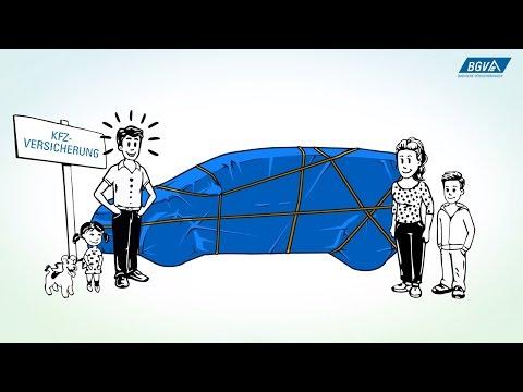 BGV-Produktfilm: Die Autoversicherung