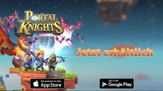 Portal Knights | Mobile-Trailer | iOS, Android | Deutsch