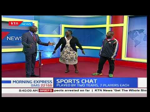 Sports Chat: Netball
